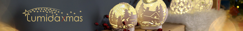 Lumida lichtdekoration online bestellen - Leuchtende weihnachtsdeko ...