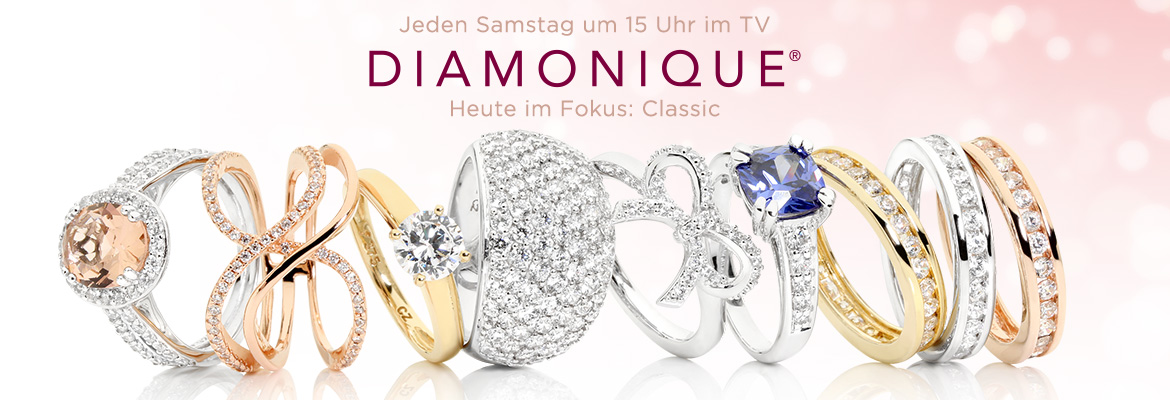 DIAMONIQUE® Schmuck