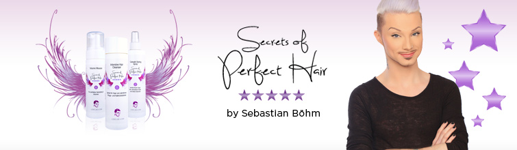 SECRETS OF PERFECT HAIR by SEBSTIAN BÖHM Haarpflege & Styling
